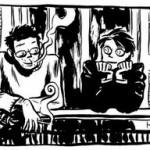 "Sunday´s comic: Frederik Peeters, ""dándole vueltas"""
