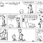 Calvin & Hobbes + Mr. Watterson