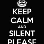 El lenguaje de mis silencios